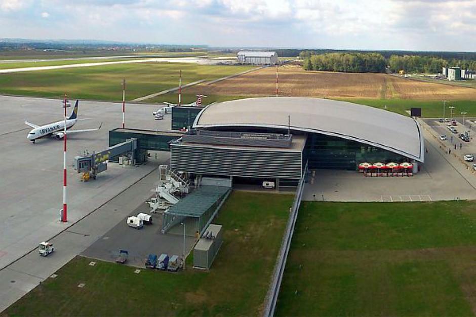 Nowa wieża kontroli lotów w Jasionce