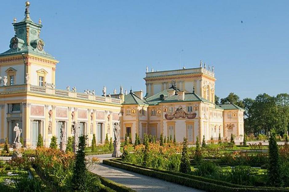 Trzeci etap odnowy Muzeum Pałacu w Wilanowie zakończony