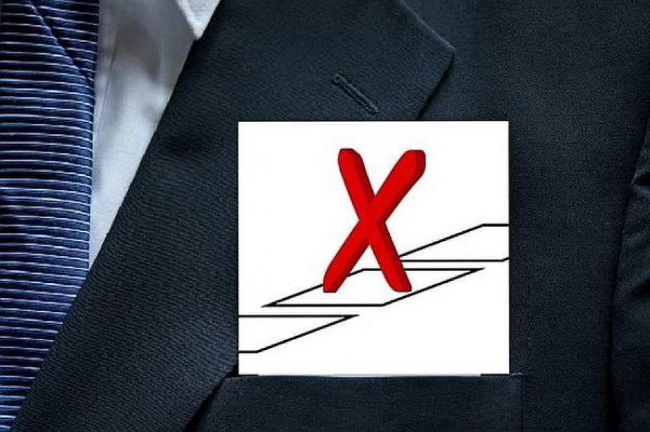 Projekt dot. referendów do komisji