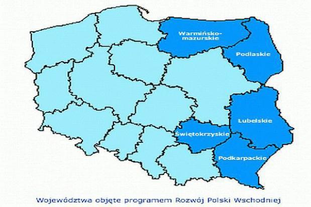 Ruszyły konsultacje programu dla Polski Wschodniej