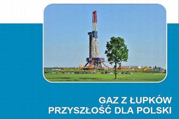 Polacy za wydobywaniem gazu z łupków