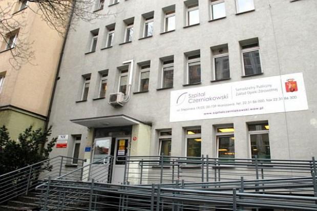 Modernizacja i przebudowa stołecznego szpitala