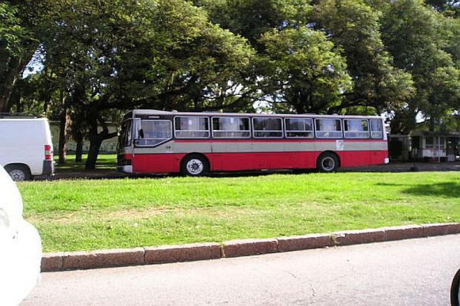 Autobusy dla bezrobotnych za darmo