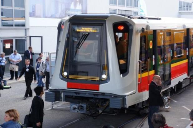 Pociągi Inspiro pojawią się na I linii metra