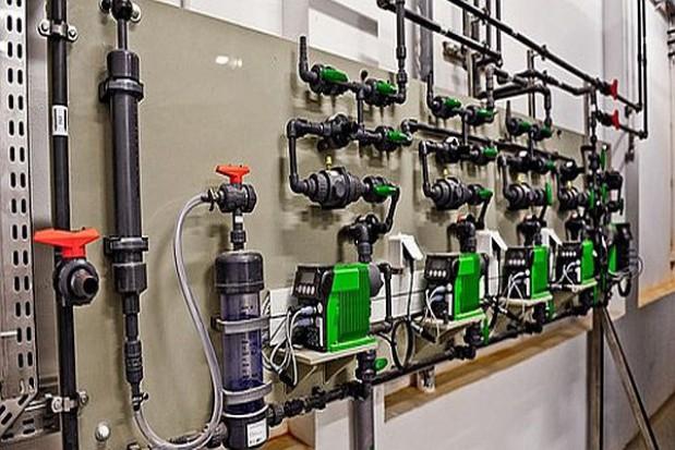 Finał prac przy modernizacji ujęcia wody w Sieniawie