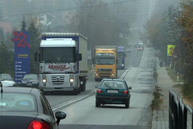 Do Tarnowa ciężarówki pojadą A4