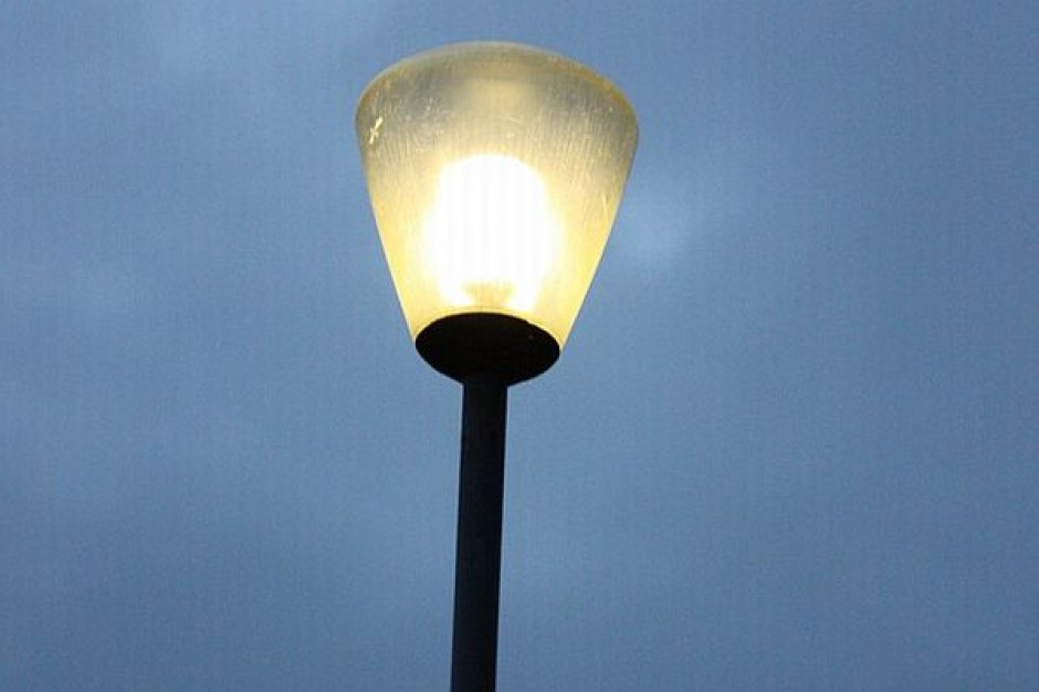 Zaoszczędzą 1 mln zł rocznie na wymianie lamp
