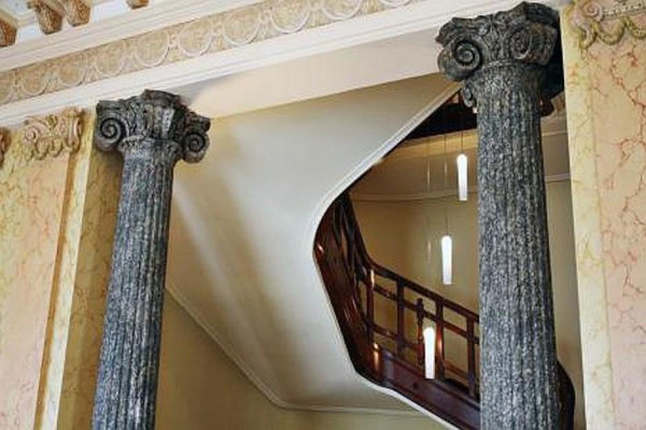 Złe przepisy przeszkadzają w ratowniu zabytków