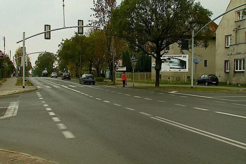 Myślące drogi w Gliwicach