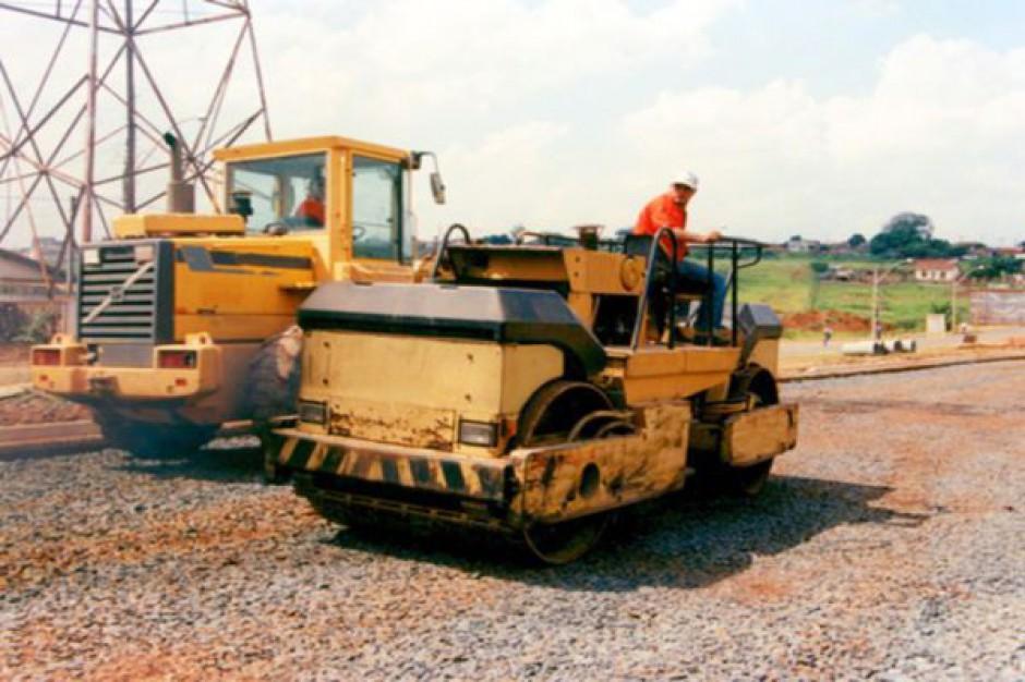 Przebudowa drogi w Tychach na półmetku