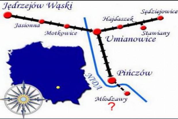 Ścieżka rowerowa powstanie wzdłuż zabytkowej trasy kolejowej