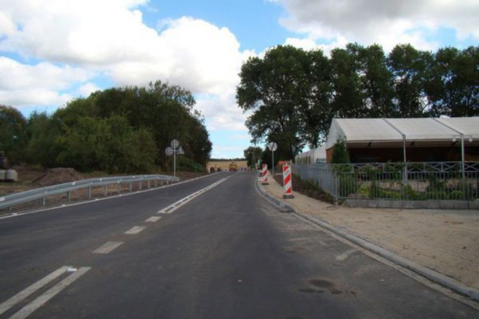 Podsumowanie remontu drogi Bezrzecze - Redlica