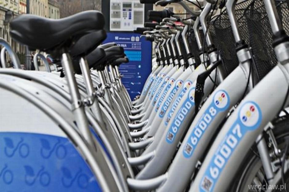 Rekordowe wypożyczenie roweru miejskiego