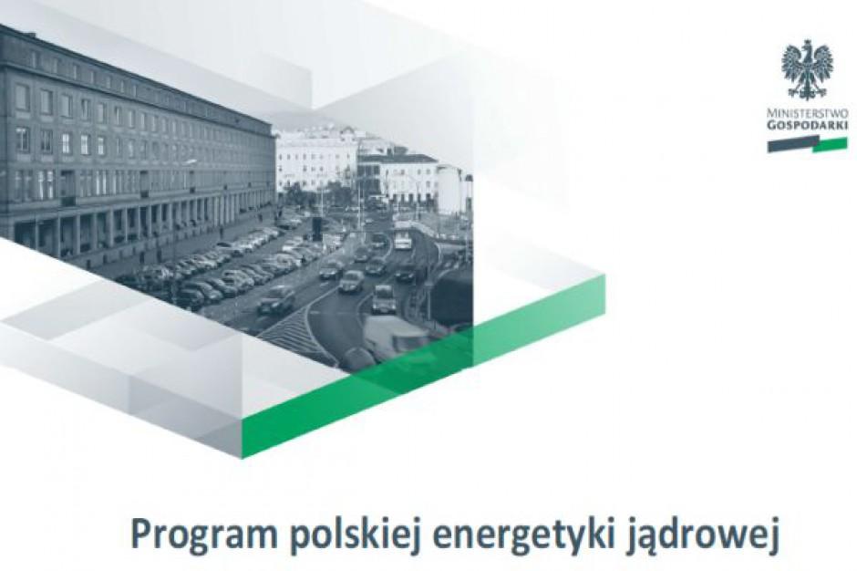 Program energetyki jądrowej przyjęty