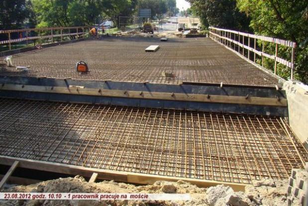 Zbudują tymczasowy most na DK 74