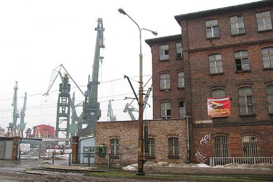 Zabytkowe obiekty gdańskich stoczni trafią do rejestru