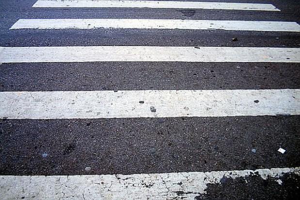 """Nowe """"zebry"""" i chodniki w Jaworznie"""