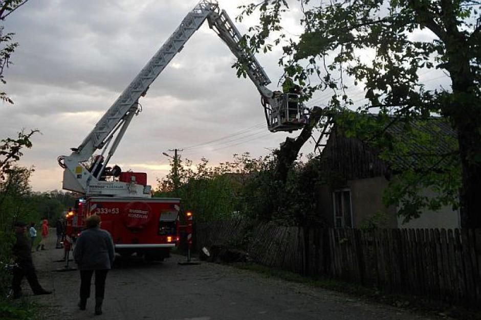 Kasa na usuwanie skutków klęsk żywiołowych w regionie radomskim
