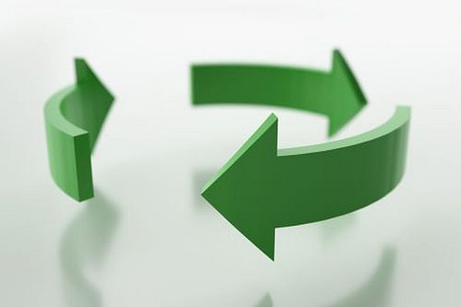 Olbrzymi popyt na surowce z recyklingu