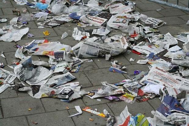 Kara dla 17 gmin za brak przetargu śmieciowego