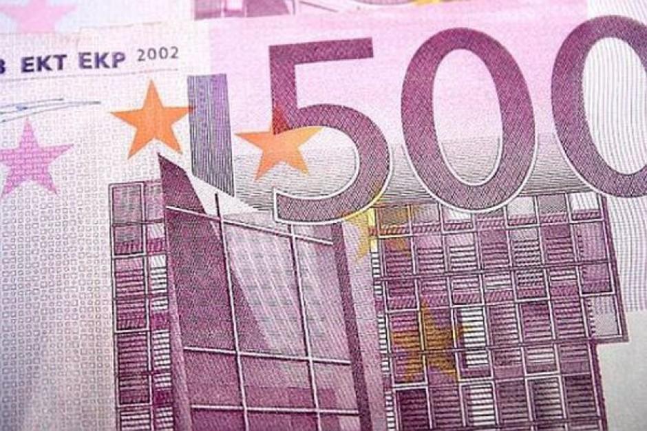 Napłyną wielkie pieniądze z UE