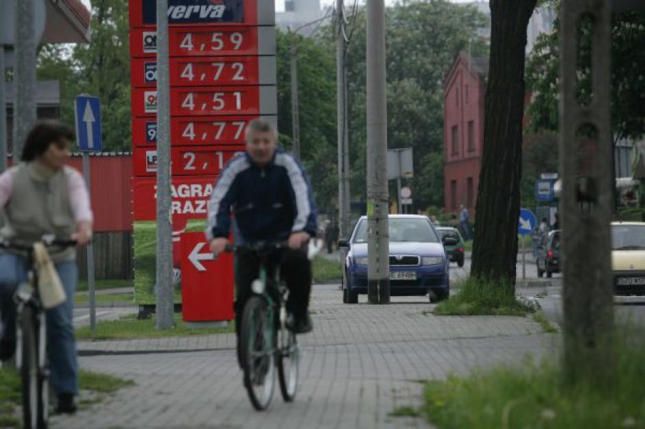Więcej rowerów pod Wawelem