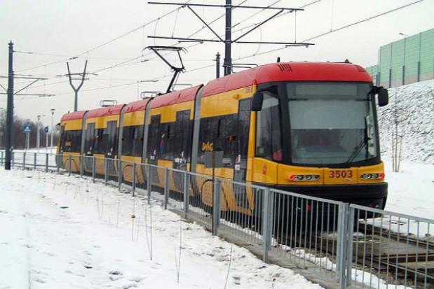 285 mln zł na warszawskie tramwaje
