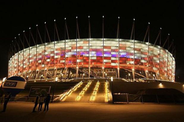 Stadion Narodowy przejęty