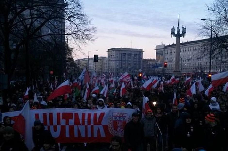 Kik: to był marsz przeciwko niepodległości