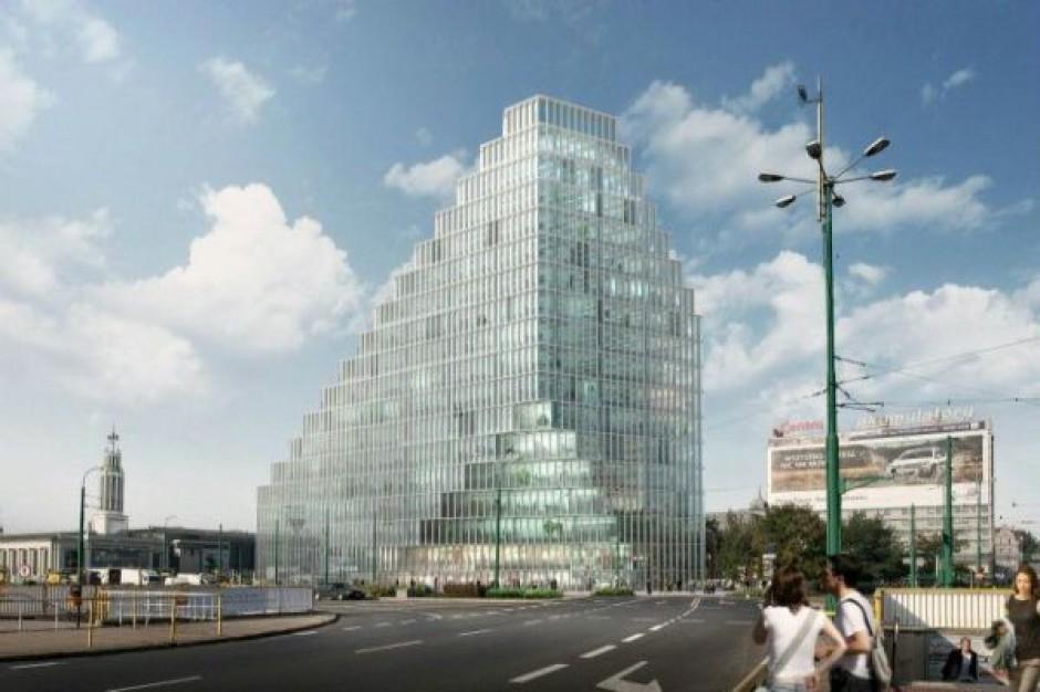 W centrum Poznania wybudują biurowiec Bałtyk