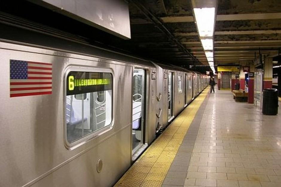 Metro już kursuje