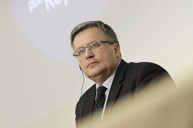 Prezydent za wysłuchaniem publicznym ws. projektu ustawy samorządowej