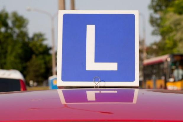 Najpierw egzamin, potem opłata za prawo jazdy
