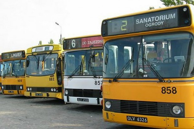 Olsztyn kupił nowoczesne autobusy