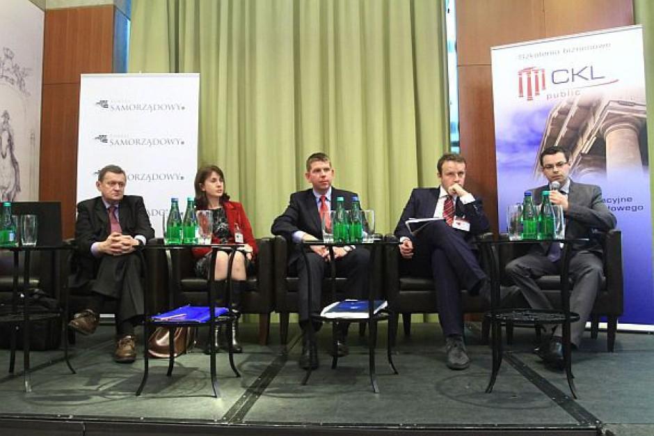 Finansowe aspekty funkcjonowania przedsiębiorstw wodno-kanalizacyjnych (zobacz zdjęcia z konferencji)