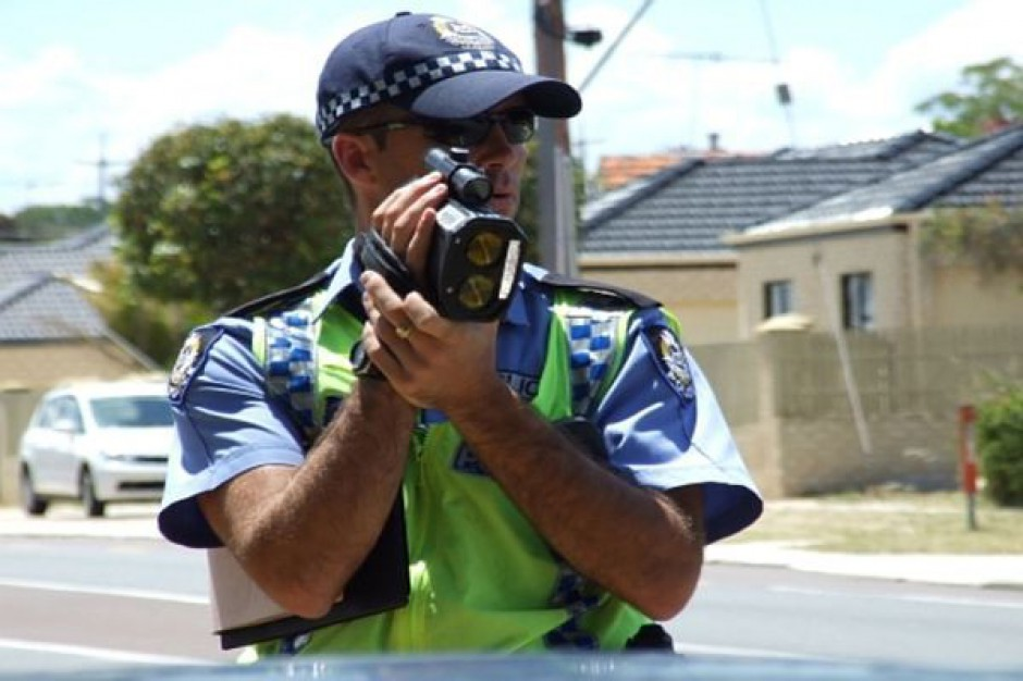 Straż Miejska może używać fotoradarów