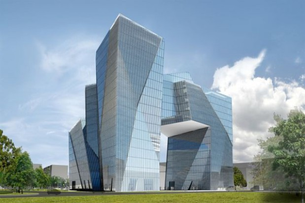 Budynek, który ma zmienić oblicze Łodzi