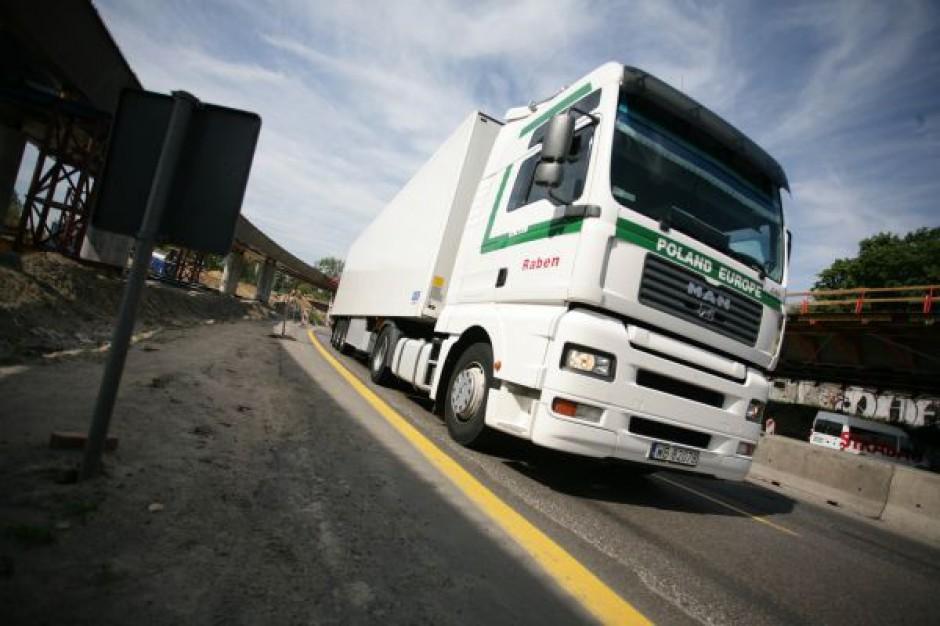 W święta zakaz ruchu ciężarówek