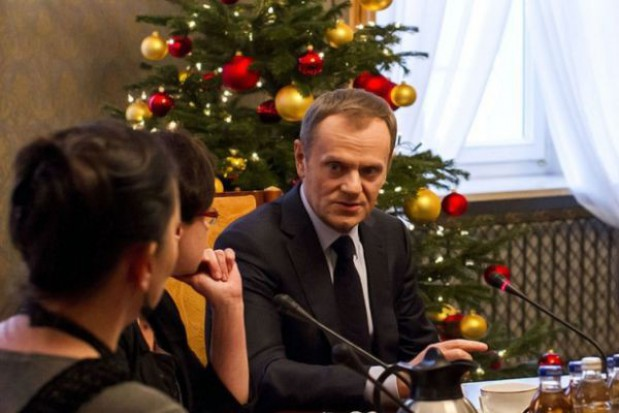 Tusk rozmawiał z Elbanowskimi o sześciolatkach