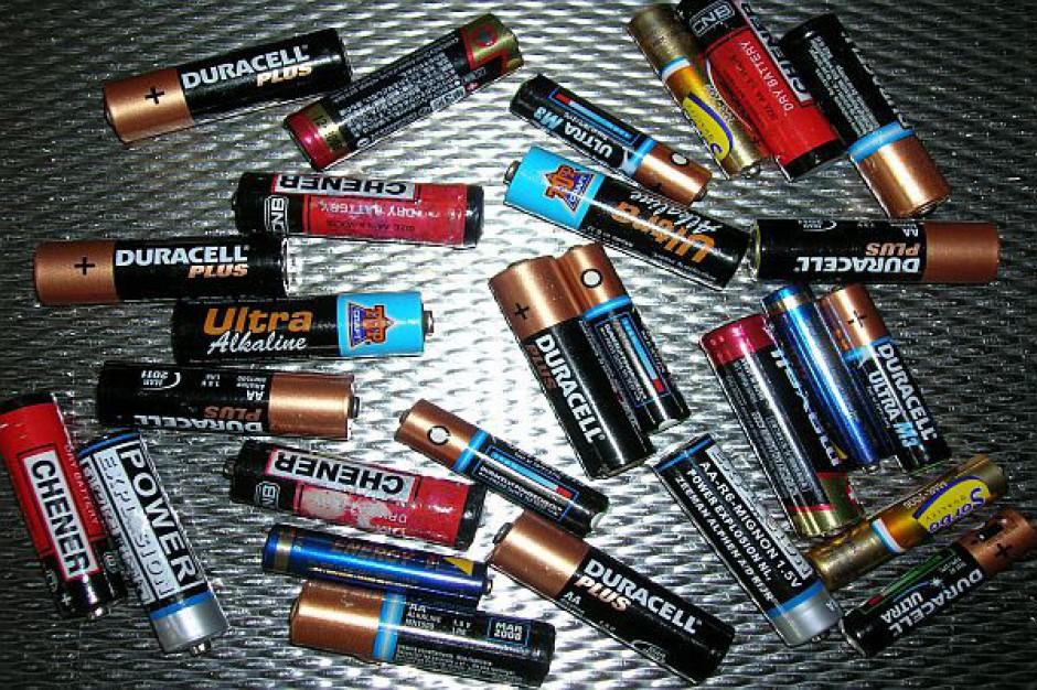 Tony zużytych baterii zebrano w warmińsko-mazurskim