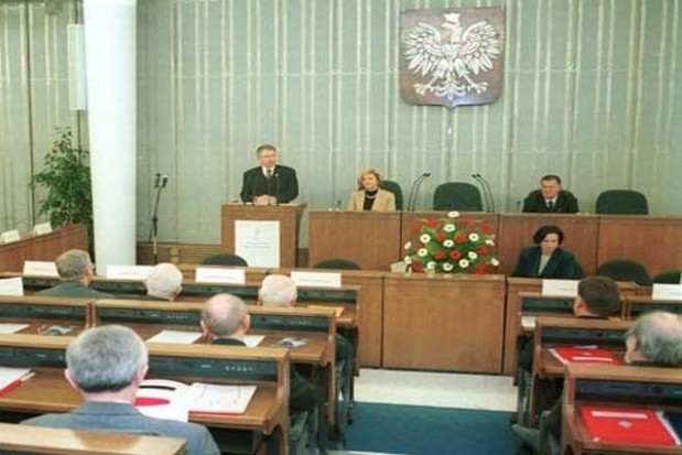 Senacka komisja nie zaopiniowała budżetu