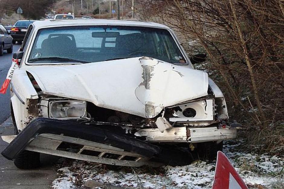 Wyniki dot. bezpieczeństwa na drodze w lutym