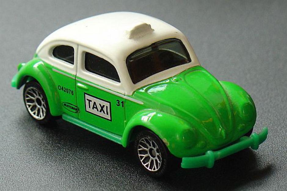 Uwolniono zawód taksówkarza w Chorzowie