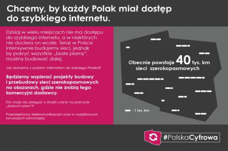 Polska Cyfrowa przyjęta przez rząd