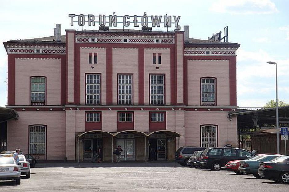 Toruń przejął dworzec kolejowy