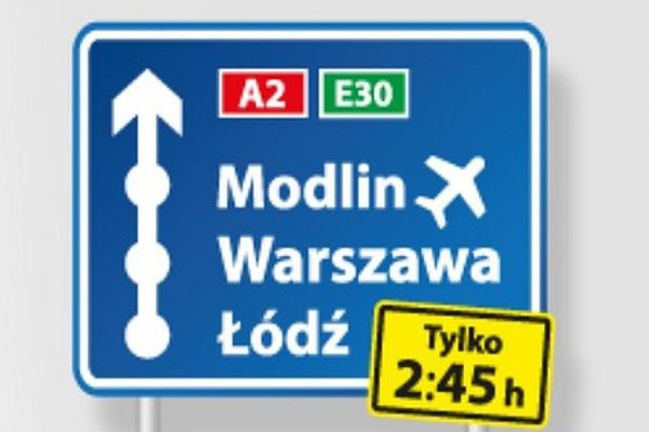 Autobusy z Łodzi pojadą na lotnisko w Modlinie