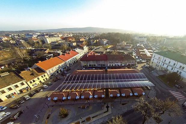 Koniec modernizacji placu handlowego w Tarnowie
