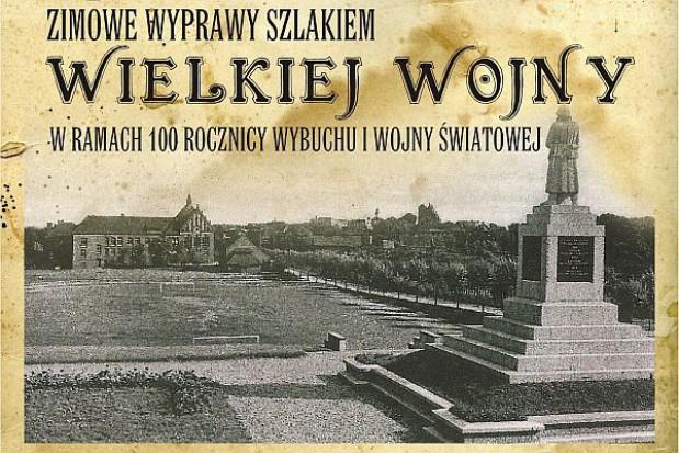 Iława przygotowała zimowe wycieczki po miejscach związanych z I wojną św.