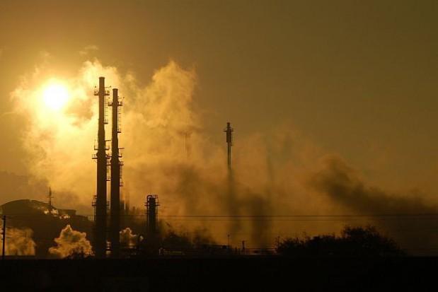 Jest projekt dot. emisji zanieczyszczeń