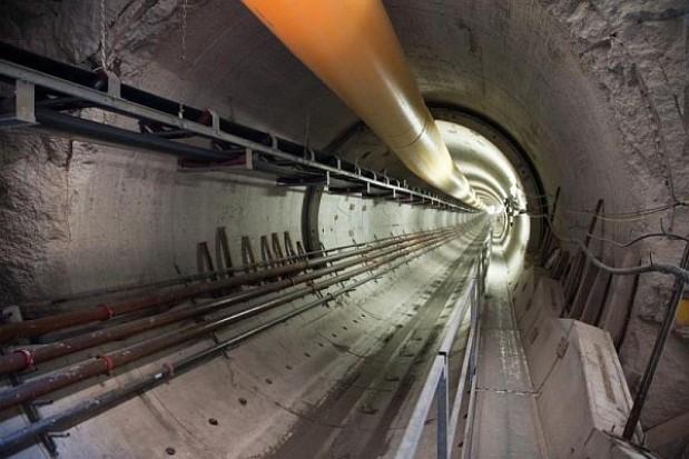 Drążenie łącznika metra jeszcze w styczniu